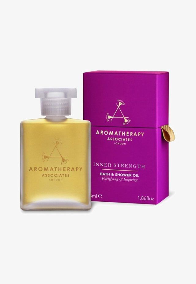 AROMATHERAPY ASSOCIATES INNER STRENGTH BATH & SHOWER OIL - Shower gel - -