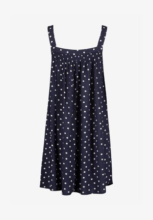 CAMISOLE - Day dress - blue