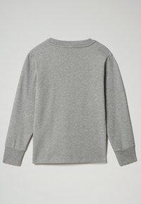 Napapijri - BADYR CREW - Sweatshirt - medium grey melange - 1