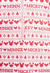 Cotton On Body - HENLEY LONG JOHN - Pyjama set - red - 5