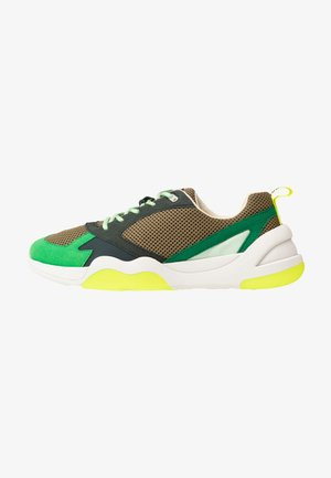 ICARYUS - Trainers - butter green