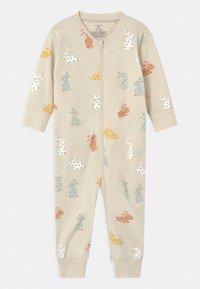 Lindex - RABBIT UNISEX - Pyjamas - light beige - 0
