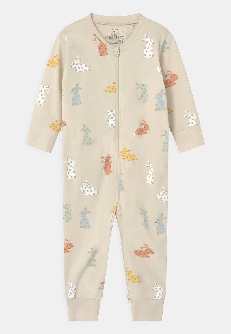 Lindex - RABBIT UNISEX - Pyjamas - light beige