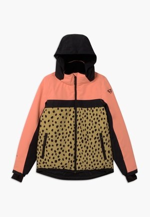 EALAN GIRLS - Snowboard jacket - desert flower
