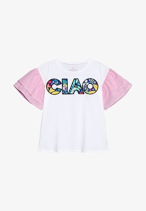 CIAO - Print T-shirt - off white