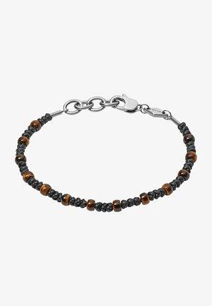 TIGERAUGE - Bracelet - silber