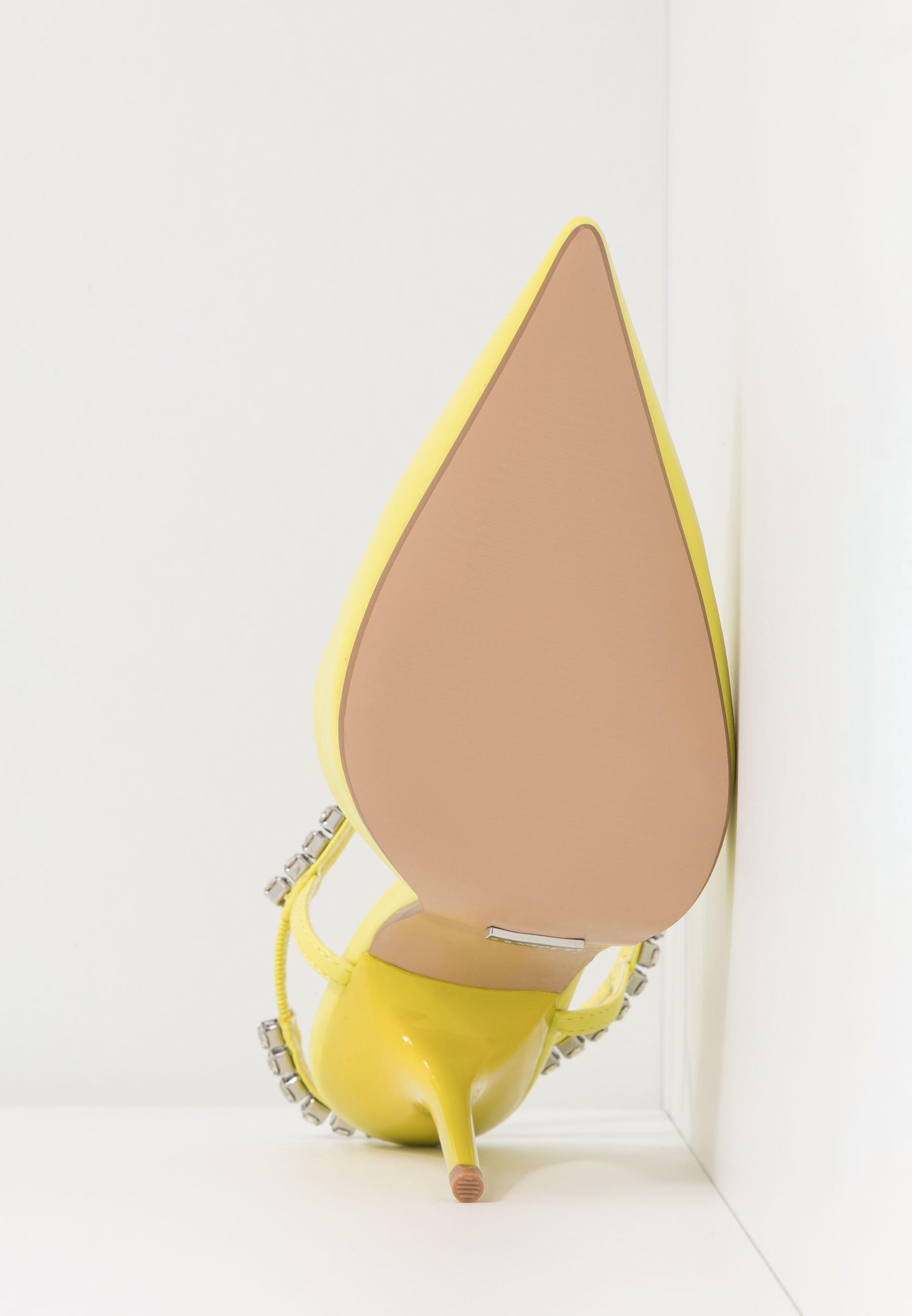 Topshop FIERCE COURT - Escarpins à talons hauts - lime - Chaussures à talons femme Pas cher