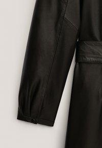 Massimo Dutti - Day dress - black - 6