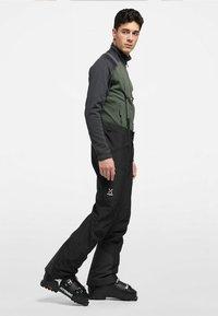 Haglöfs - LUMI FORM PANT - Snow pants - true black - 1