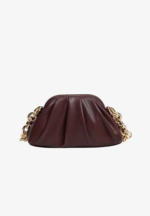 LUSI - Handtasche - bordeaux