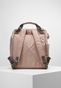 Lässig - GOLDIE BACKPACK - Wickeltasche - rose - 5