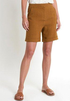 Shorts - marron clair
