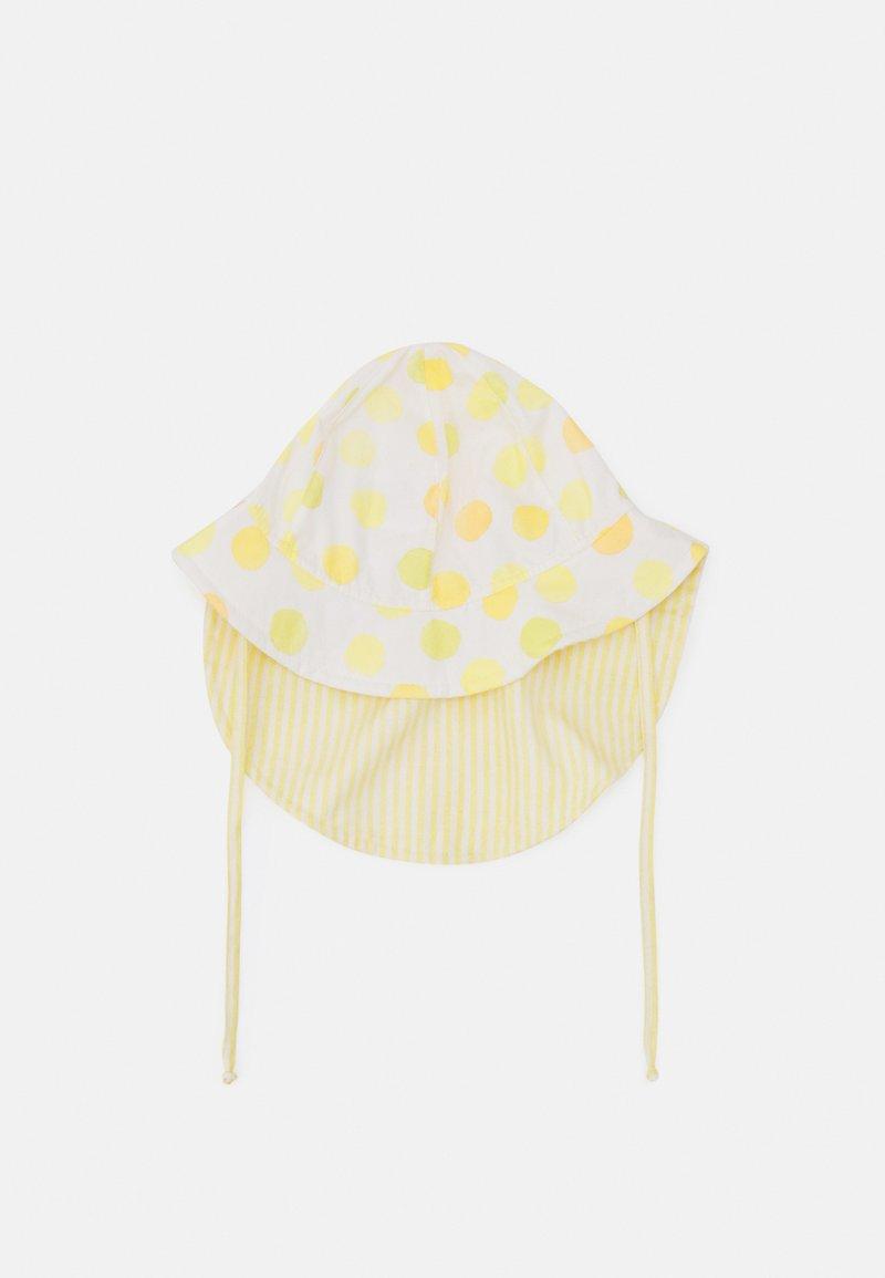 maximo - MINI GIRL FLAPPER  - Hat - wollweiß