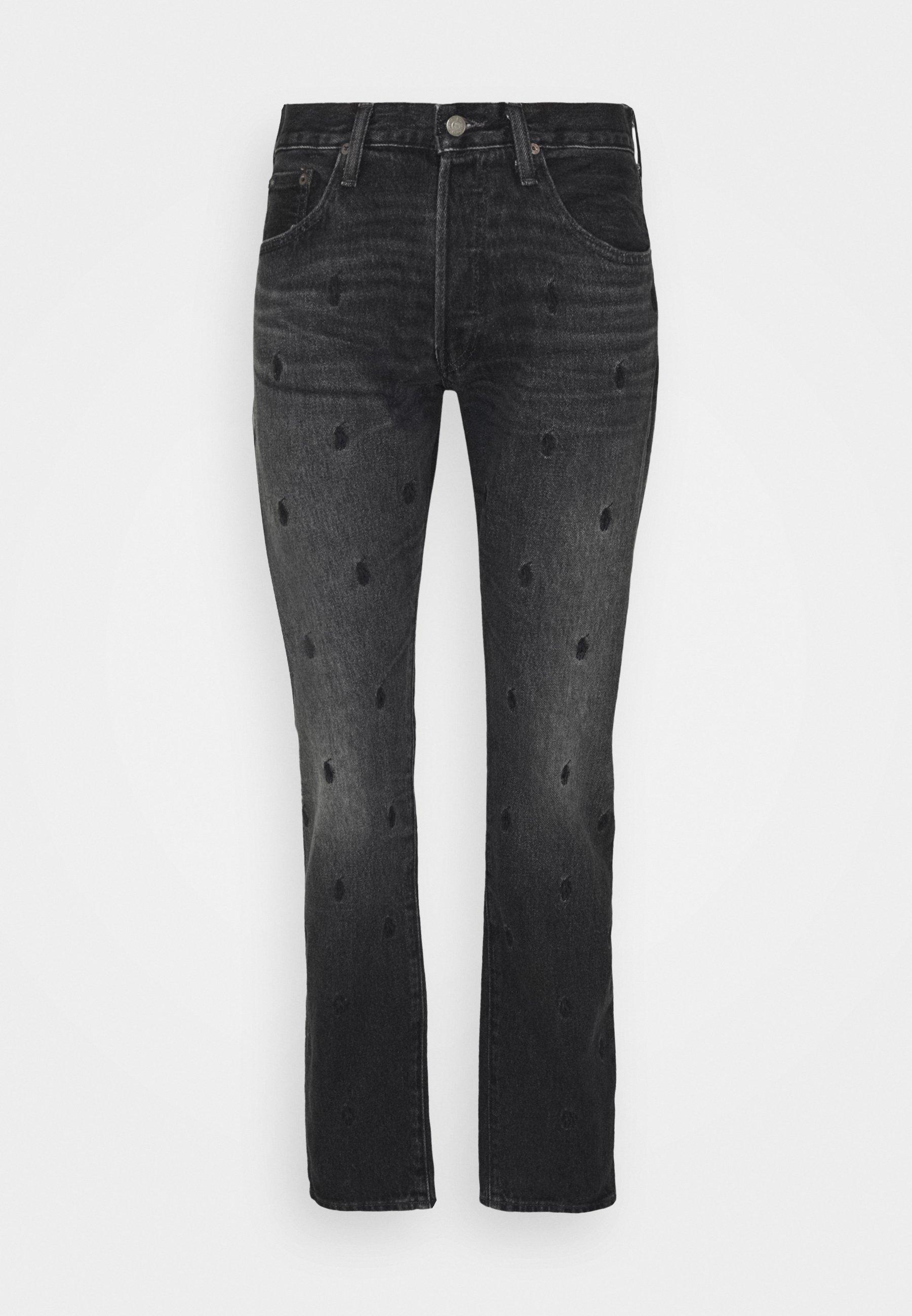 Men SULLIVAN SLIM POLO PONY JEAN - Straight leg jeans