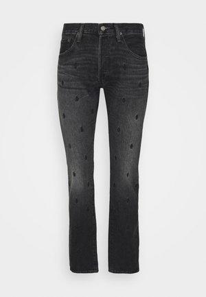 SSULLIVAN - Straight leg jeans - maines black