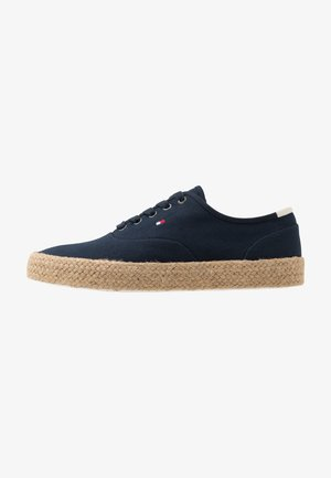 CORE OXFORD - Espadrilles - blue