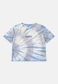 GAP - GIRL LOGO  - Print T-shirt - blue - 0