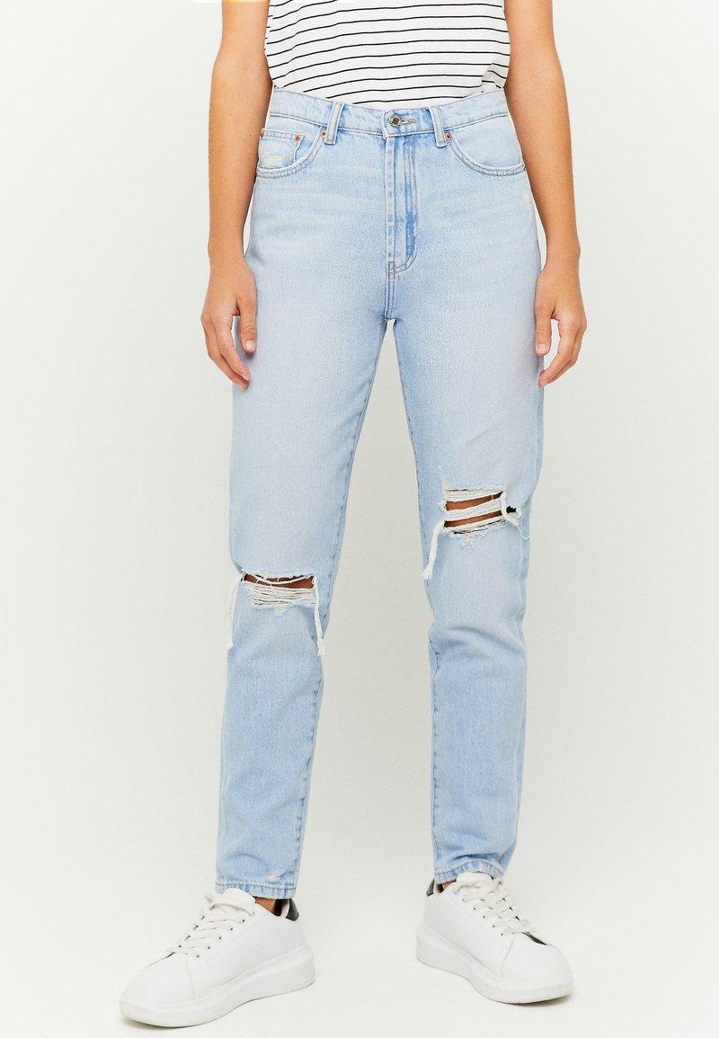 TALLY WEiJL - Slim fit jeans - bleached denim