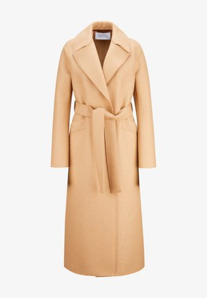 Classic coat - tan