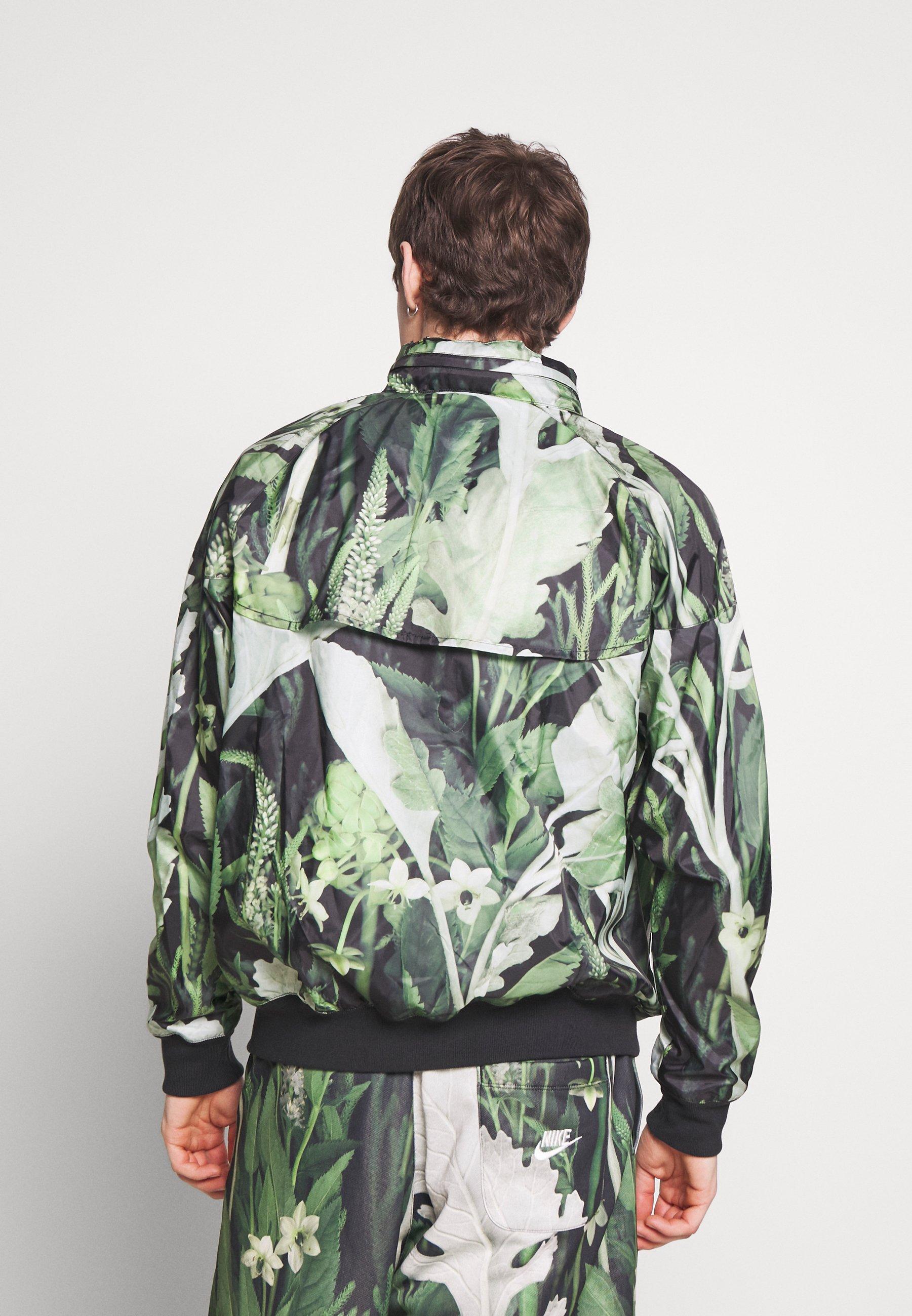 Nike Sportswear FLORAL Sweatshirt spruce aura Zalando.at