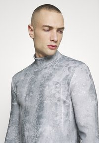 Jaded London - SEAMLESS HIGHNECK CONCRETE - Long sleeved top - concrete - 3