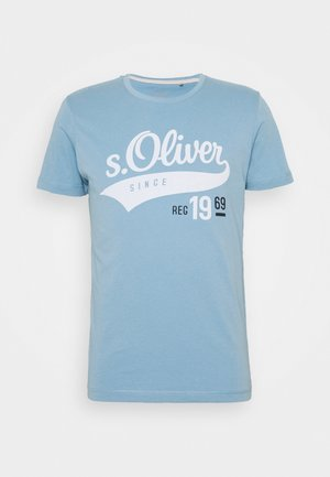 Camiseta estampada - light blue