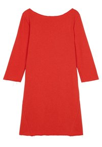 Tezenis - MIT U-BOOT-AUSSCHNITT - Jersey dress - red lipstick - 5