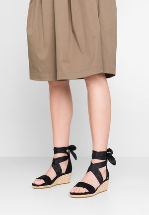TRINA - Loafers - black