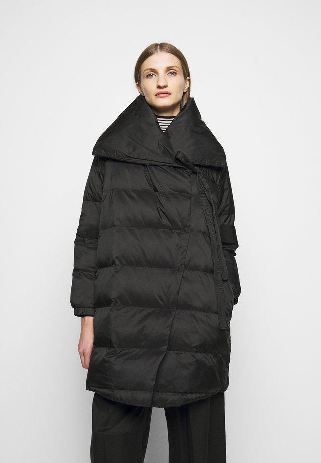IVETTA - Cappotto invernale - black