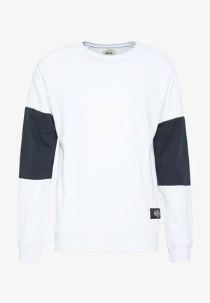 UNISEX RUSH - Collegepaita - white