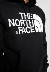 The North Face - STANDARD HOODIE - Hoodie - black - 5