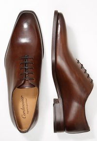 Cordwainer - ARMAND - Smart lace-ups - elba espresso - 1