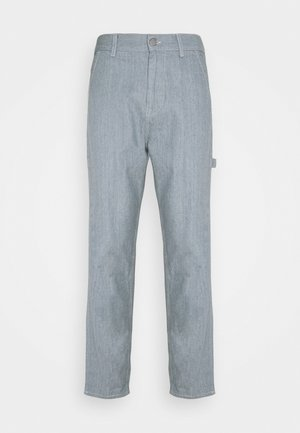CARPENTER UNISEX - Jeansy Relaxed Fit - rinse