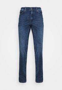 Mustang - TRAMPER - Straight leg jeans - denim blue - 4