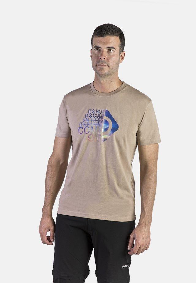 Camiseta estampada - stone