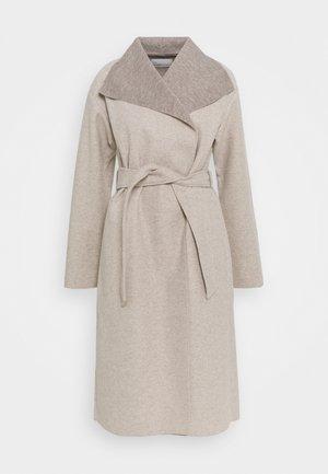 EASY - Płaszcz wełniany /Płaszcz klasyczny - beige