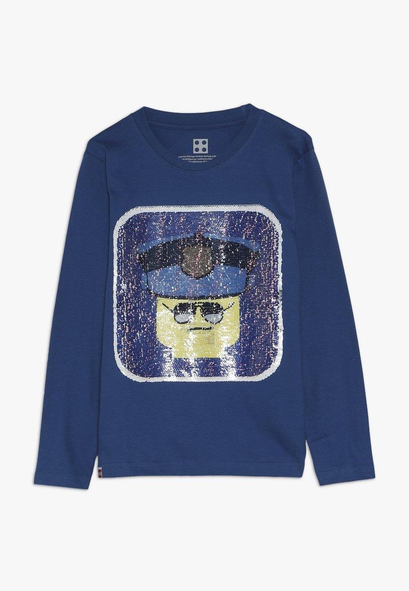 LEGO Wear - Langærmede T-shirts - blue
