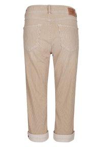 Angels - CICI TU - Denim shorts - sand - 1