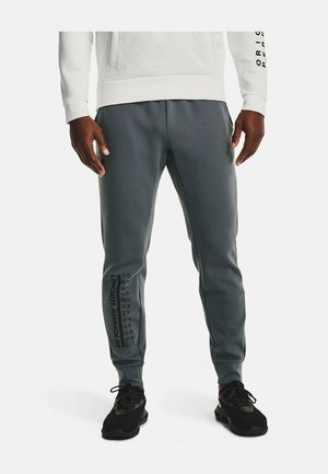 Tracksuit bottoms - pitch gray