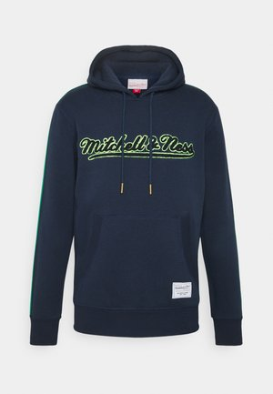OWN BRAND TRACK HOODIE - Sweat à capuche - navy