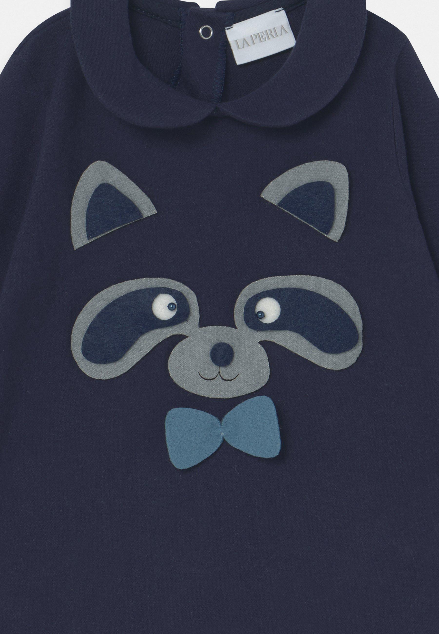 Kids GIFT-BOX INTERLOCK PROCIONE SET - Sleep suit