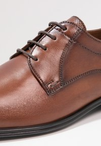Lloyd - OSMOND - Smart lace-ups - cognac - 5