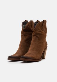 Felmini - STONES - High heeled ankle boots - marvin brown - 2