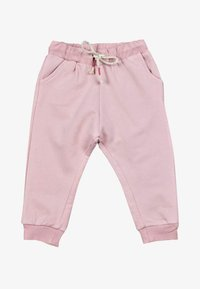 Cigit - Tracksuit bottoms - powder pink - 0