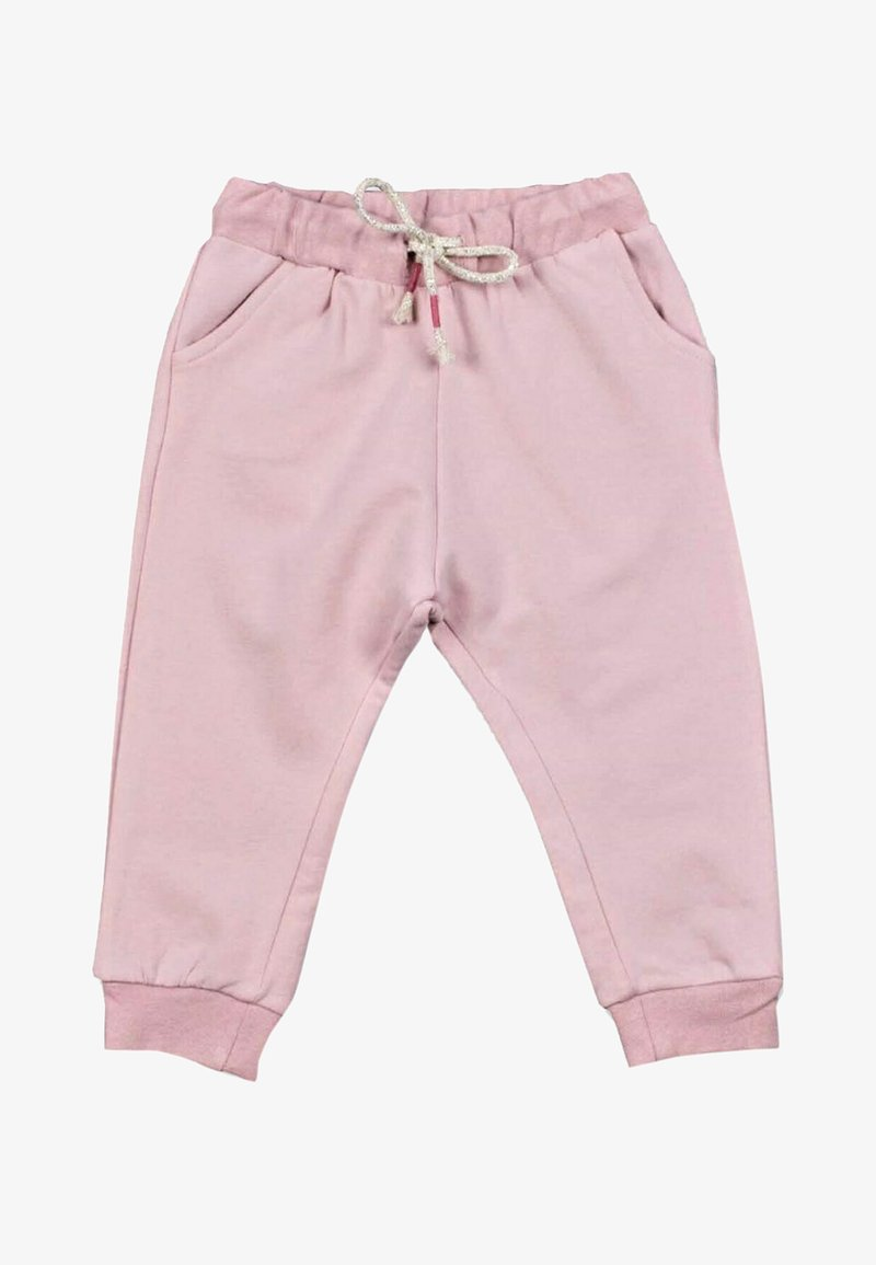 Cigit - Tracksuit bottoms - powder pink