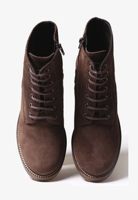 Toni Pons - PAVIA-SY - Lace-up ankle boots - marro - 1