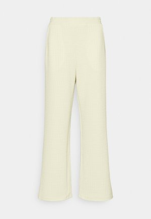 WEE - Tracksuit bottoms - yellow light