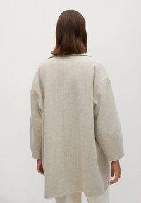 Mango - WILLY - Short coat - beige - 2