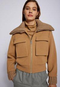 BOSS - JALEANA - Light jacket - light brown - 3