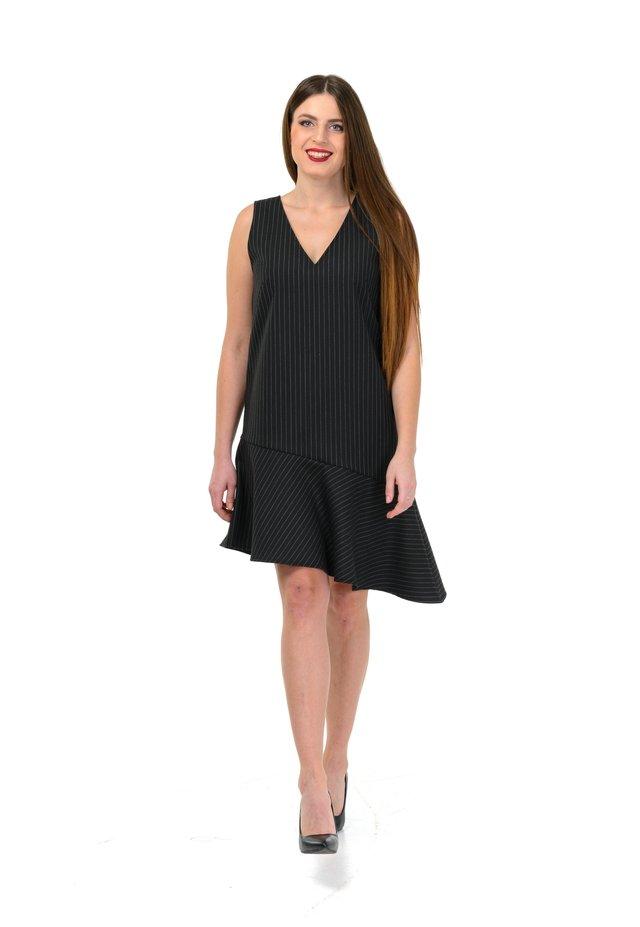 SMART - Korte jurk - black